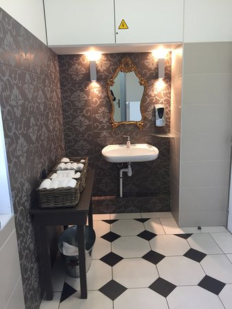 Sceaux, Francia: Raffinement jusque dans les toilettes...