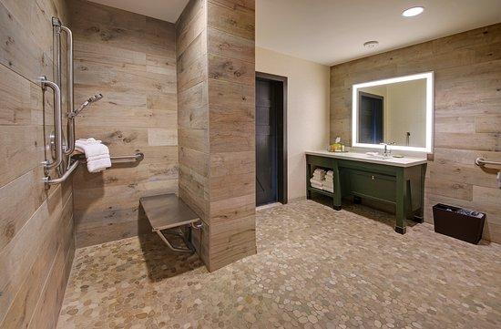 Hotel Indigo Traverse City Ada Bathroom Suite Picture Of Hotel
