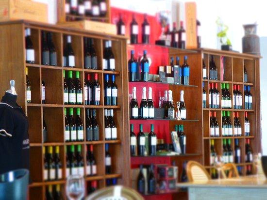 Warwick Wine Estate: das Weinregal