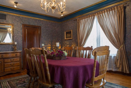 Muskogee, OK: Dining Room