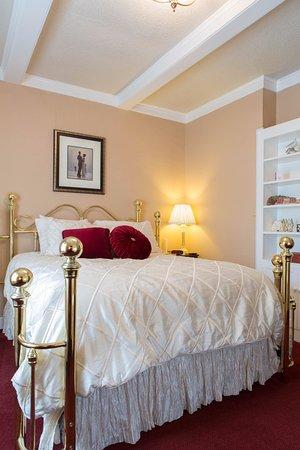 Muskogee, OK: Honeymoon Suite - located on the 2nd floor.