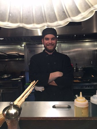 Latitude 44 Bistro : One of the great chefs!