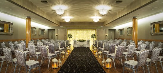 Ballyroe Heights Hotel: Civil Ceremony