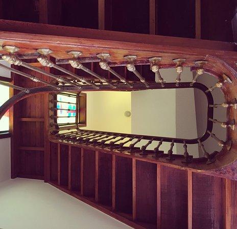casa do marqus escaleras originales