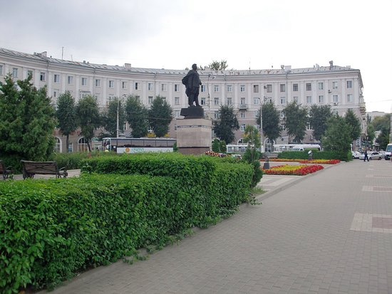 Monument to the General Chernyakhovskiy