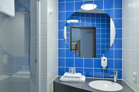 Badezimmer Göttingen | B B Hotel Gottingen City Badezimmer Bild Von B B Hotel Gottingen