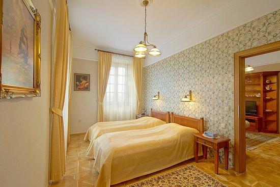 Velke Bilovice, Τσεχική Δημοκρατία: Vila Jarmila depandance suite
