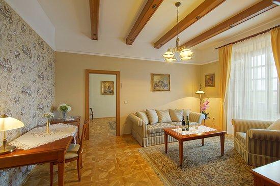 Velke Bilovice, Çek Cumhuriyeti: Vila Jarmila depandance suite
