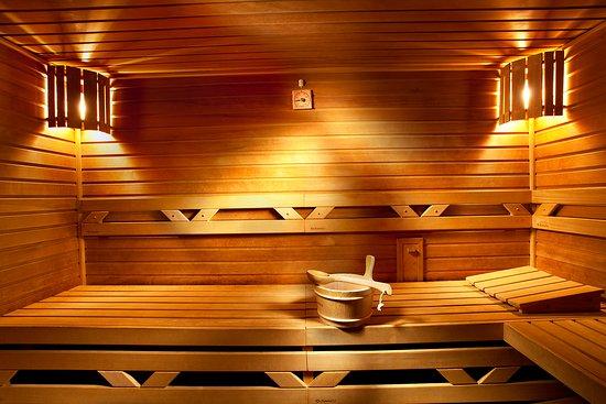 Velke Bilovice, Çek Cumhuriyeti: Sauna