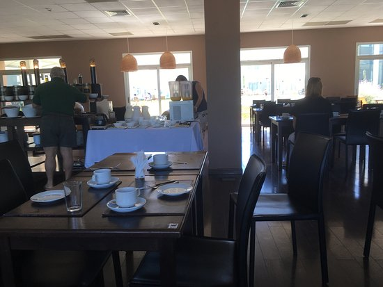 Foto del Salon comedor - Colonia West Hotel, Conchillas - TripAdvisor