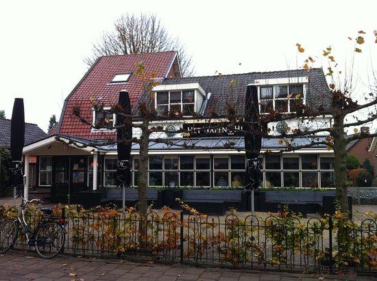 Restaurant Dickens Huizen : Aan de haven reizigersbeoordelingen het wapen van huizen