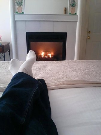 Bradford Inn: So quiet and relaxing!