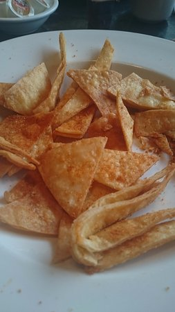 Nipawin, Canadá: Flatbread chips