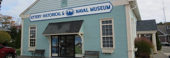 Kittery, ME: The museum is beside the town offices.