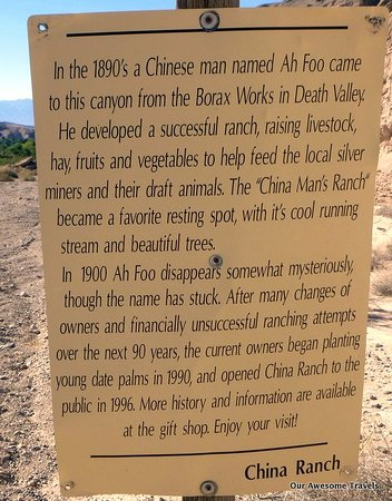 Tecopa, CA: Interesting history