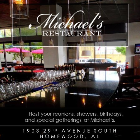 Michael S Restaurant Homewood