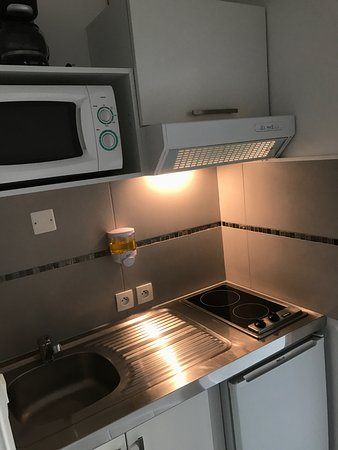 cuisine - picture of zenitude hotel-residences bordeaux aeroport