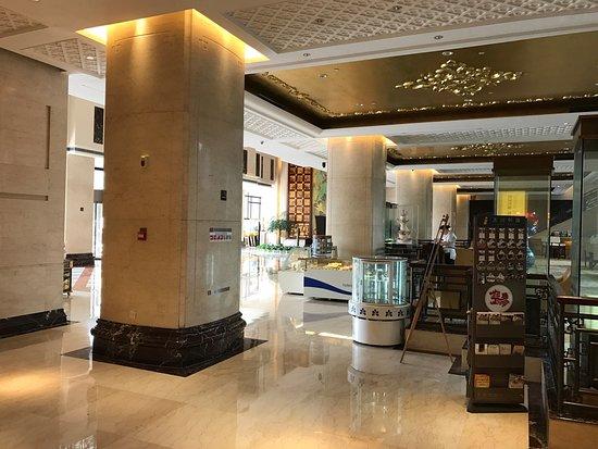 Hotel Nikko Shanghai: Nice and clean