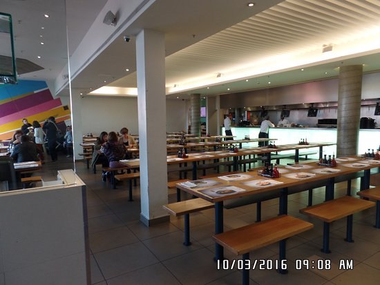 wagamama wembley outlet