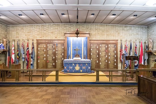 ‪St George's Royal Air Force Chapel of Rememberance‬