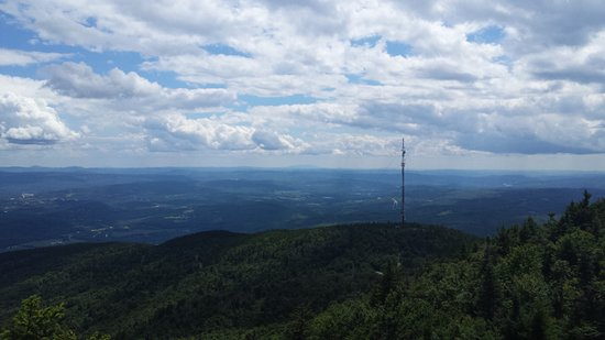 ‪‪Ascutney‬, ‪Vermont‬: From the observation deck‬