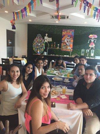 LQ Hotel by La Quinta Poza Rica: Excelente la atención que recibimos del personal de Restaurante