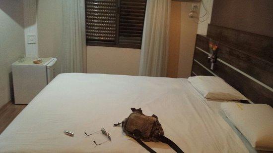 Gran Chevalier Hotel : Cama