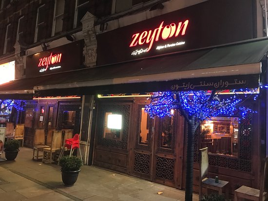 Zeytoon London Restaurant Reviews Phone Number & s