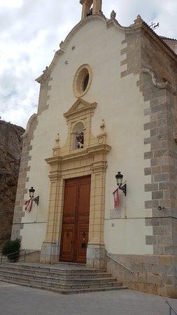 Callosa de Segura, España: Fachada del santuario