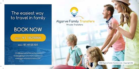 ‪Algarve Family Transfers‬