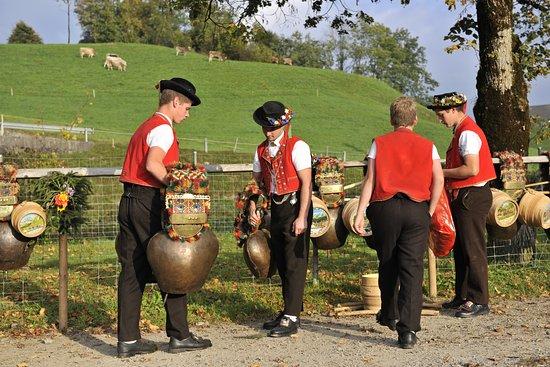 Unterwasser, Ελβετία: gelebte Tradition