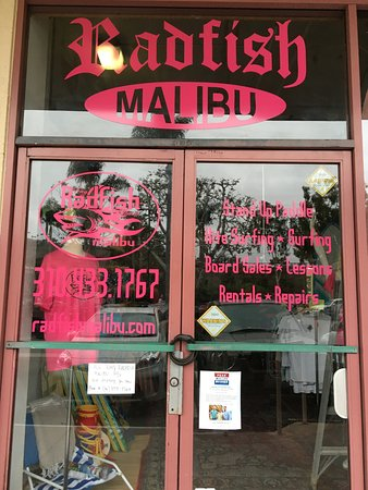 My store is at 29575 Pacific Coast Highway Malibu, Ca. 90265