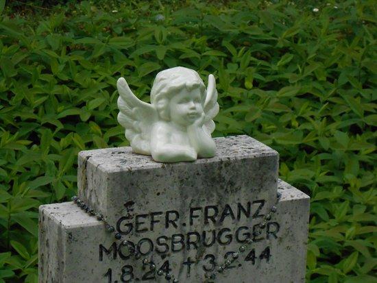Cimitero Germanico della Seconda Guerra Mondiale
