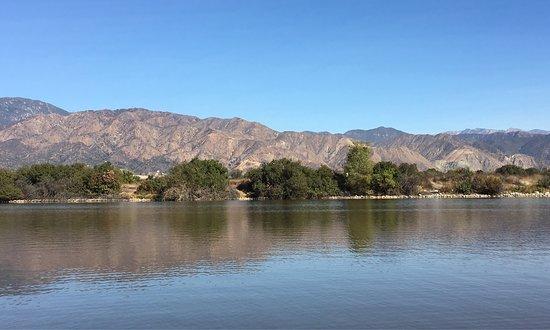 Picture of santa fe dam recreation area for Santa fe dam fishing