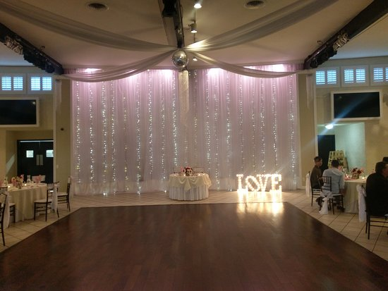 Las Vegas Weddings at the Grove: Great place for weddings & receptions.