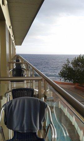 Hotel Playa Cotobro: Balcón.