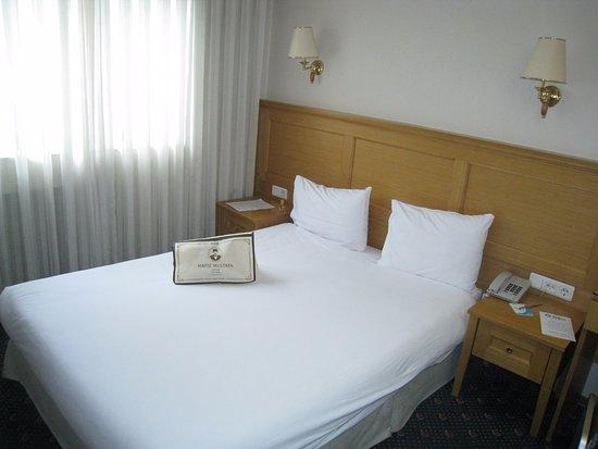 Erboy Hotel: Наш небольшой номер