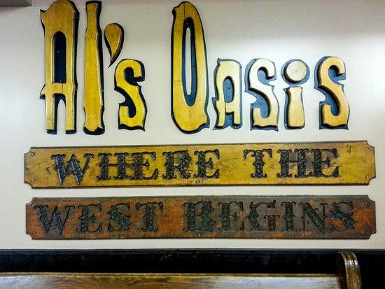 Oacoma, SD: Al's Oasis