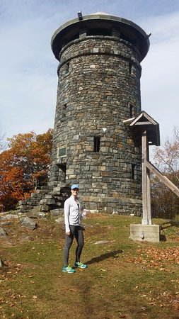 Norfolk, CT: The Haystack Tower