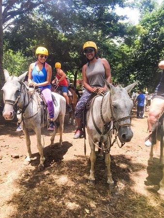 Rincon de La Vieja, Costa Rica: Horseback riding