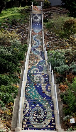 Stairways Across San Francisco