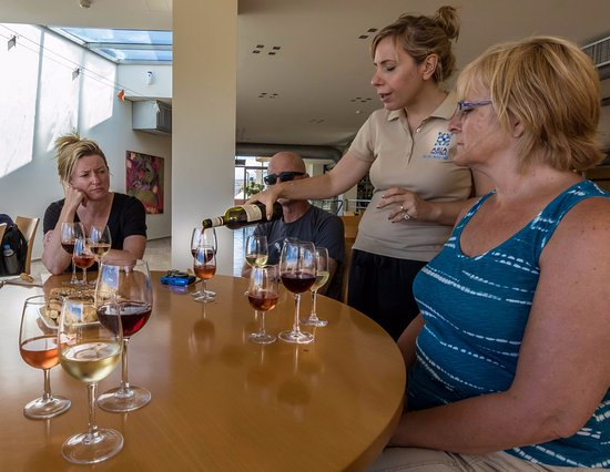 Heraklion Prefecture, Grækenland: The art of wine tasting