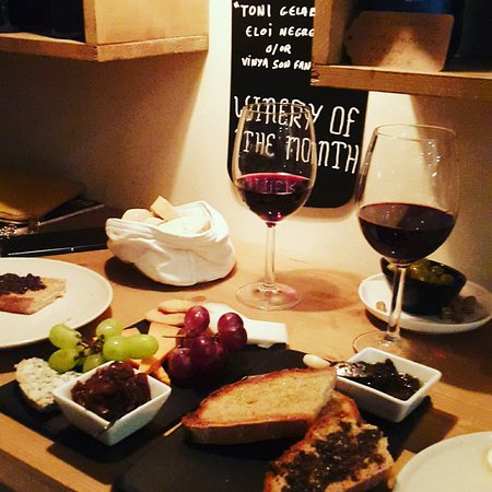 wine industry wine bar