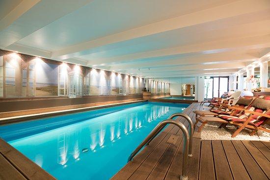 Hotel Sylter Blaumuschel: Schwimmbad