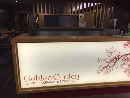 Tasty food - Review of Golden Garden, Lisburn, Northern Ireland