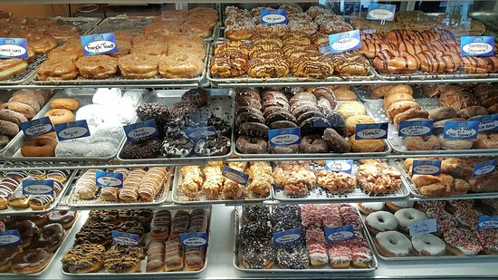 Amherst, MA: Donuts, donuts, donuts