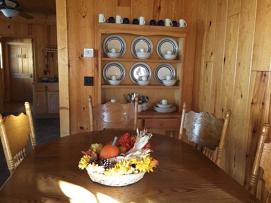 Ely, MN: Gathering room