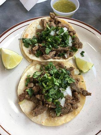 Beaver, UT: Mini Asada Tacos