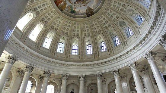Sankt Blasien, ألمانيا: Dom St. Blasien interior