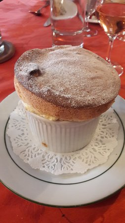 Saint-Fargeau, Франция: Dessert très bon
